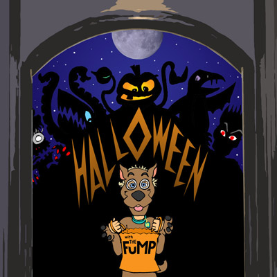 Halloween With The FuMP cover 400