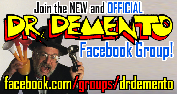 Dr Demento Facebook Group ad 2 600