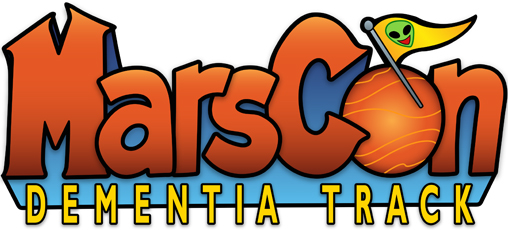 MarsCon Dementia Track website logo