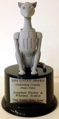 Whitney Avalon's Logan Award 2014 200